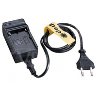 Dedolight DLCH-NPF (DLCHNPF) Charger for NP-F batteries, Mains: 100-240VAC (Fillini & Ledzilla)